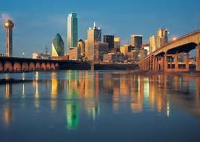 Moderna y sofisticada ciudad de Dallas