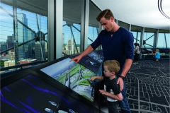 GeO-Deck pantalla interactiva